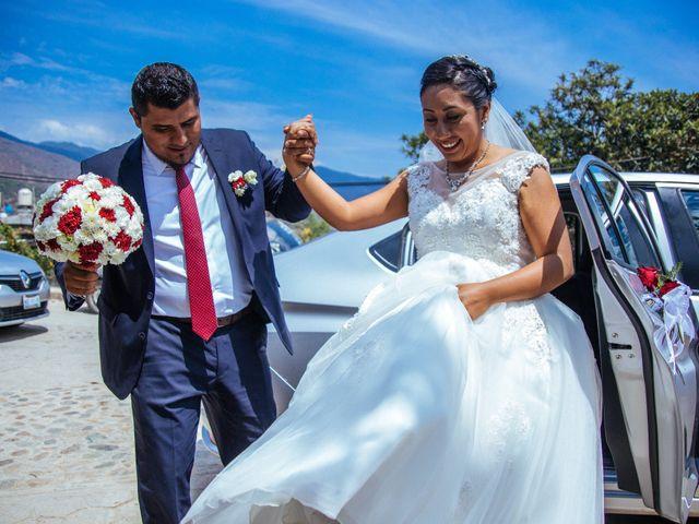 La boda de Liliana y Carlos Eduardo