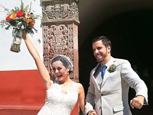 La boda de Susana y Toño
