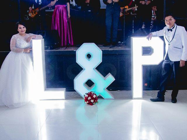 La boda de Liz  y Pascual