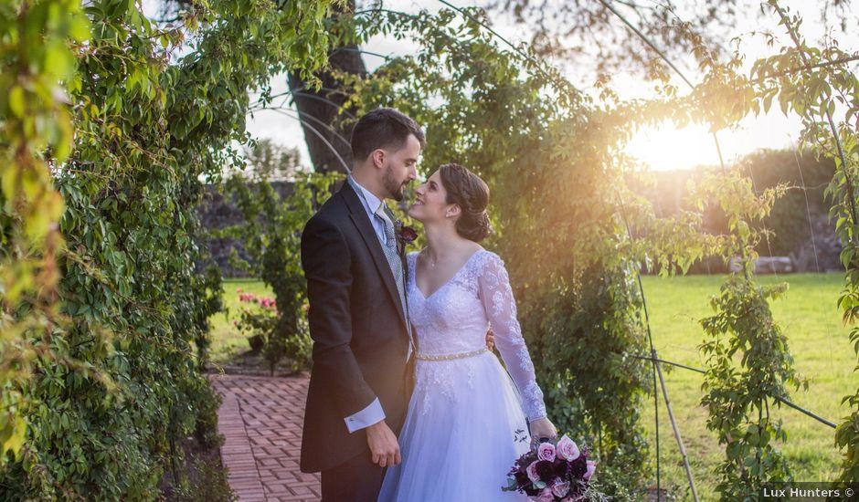 La boda de Alonso y Sofi en Querétaro, Querétaro
