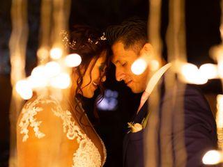 La boda de Lesley y Humberto