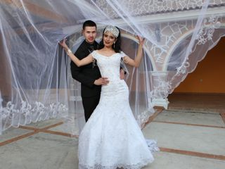 La boda de Rosa Elena y Rodrigo