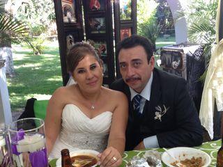 La boda de Analissa y Óscar