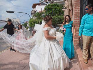 La boda de Patty y Eduardo 2