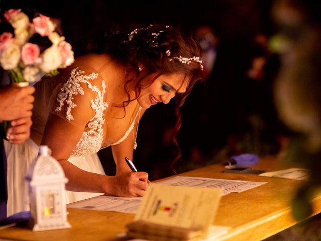 La boda de Humberto y Lesley en Tula de Allende, Hidalgo 39