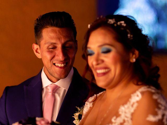La boda de Humberto y Lesley en Tula de Allende, Hidalgo 43