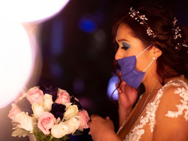La boda de Humberto y Lesley en Tula de Allende, Hidalgo 44