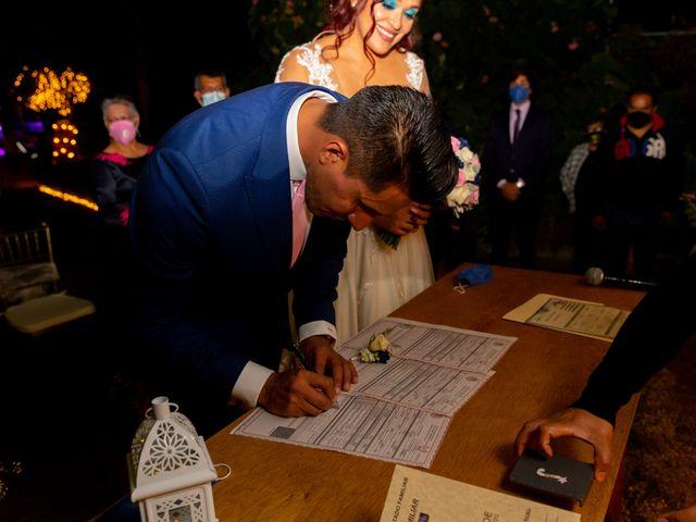 La boda de Humberto y Lesley en Tula de Allende, Hidalgo 45