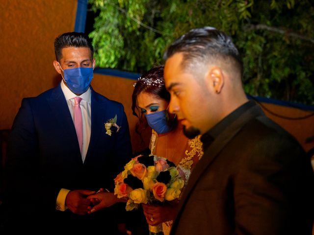 La boda de Humberto y Lesley en Tula de Allende, Hidalgo 54