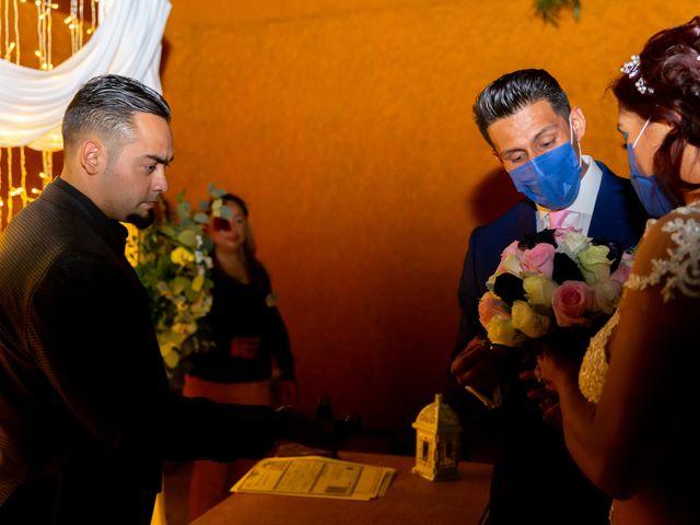 La boda de Humberto y Lesley en Tula de Allende, Hidalgo 55