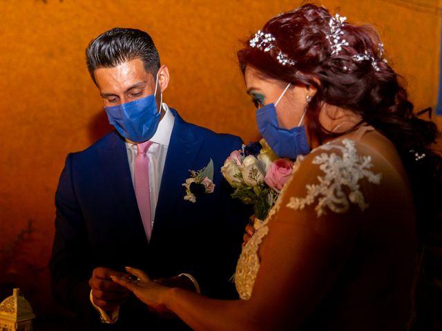 La boda de Humberto y Lesley en Tula de Allende, Hidalgo 56