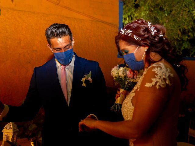 La boda de Humberto y Lesley en Tula de Allende, Hidalgo 57