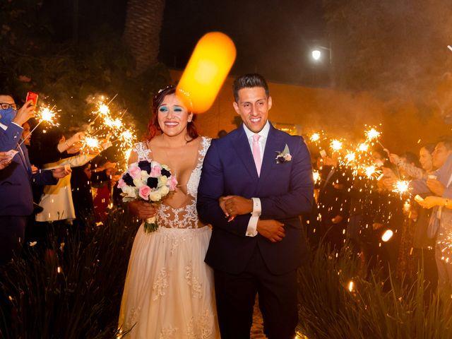 La boda de Humberto y Lesley en Tula de Allende, Hidalgo 73