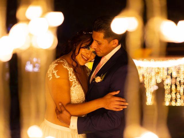 La boda de Humberto y Lesley en Tula de Allende, Hidalgo 119