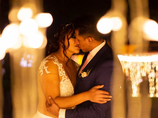 La boda de Humberto y Lesley en Tula de Allende, Hidalgo 120