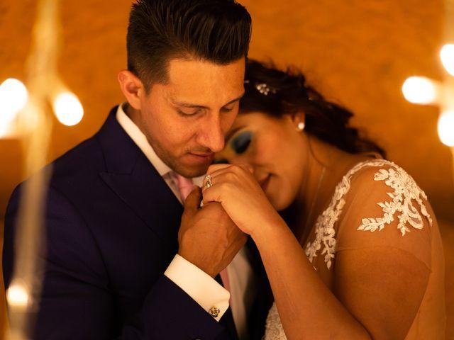 La boda de Humberto y Lesley en Tula de Allende, Hidalgo 126