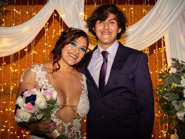 La boda de Humberto y Lesley en Tula de Allende, Hidalgo 128