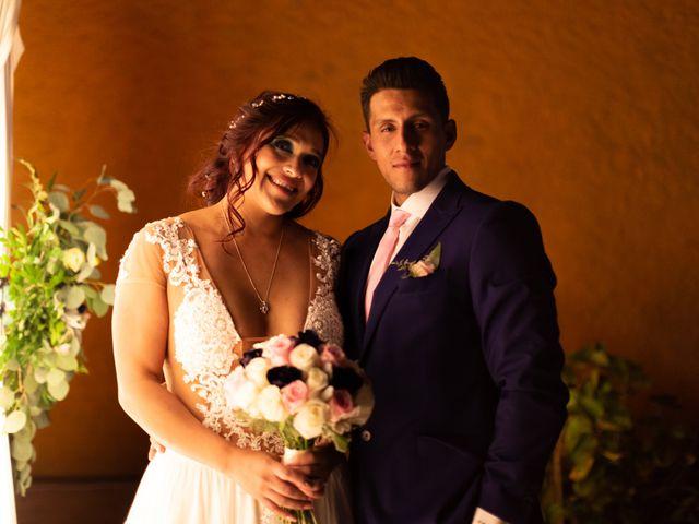 La boda de Humberto y Lesley en Tula de Allende, Hidalgo 129