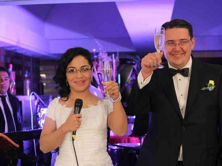 La boda de Amparo y Arturo