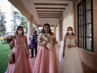 La boda de Elizabeth y Naim 1