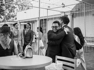 La boda de Elizabeth y Naim 2