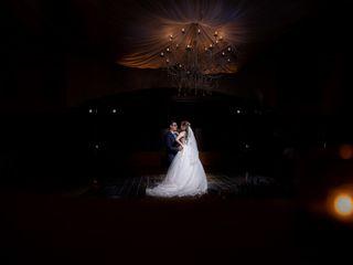 La boda de Elizabeth y Naim