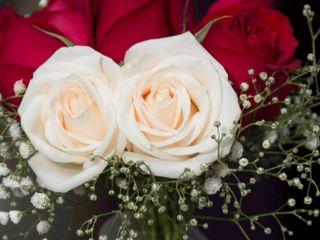 La boda de Paulina   y Abraham 3
