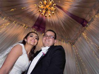 La boda de Paulina   y Abraham