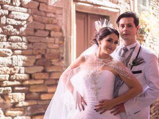 La boda de Penélope y Rogelio