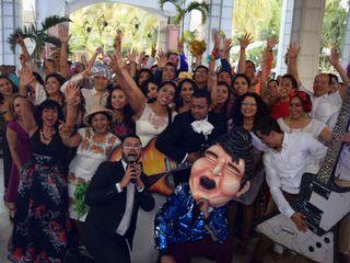 La boda de Yuriana  y Santiago 2