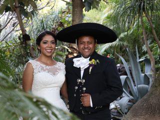 La boda de Yuriana  y Santiago