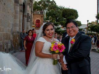 La boda de Carolina y Jesús