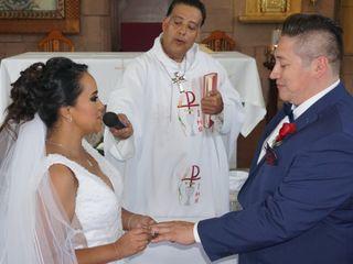 La boda de Fabiola y Anuar 1
