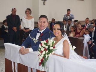 La boda de Fabiola y Anuar