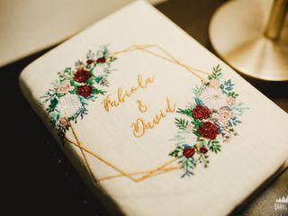 La boda de Fabiola y David 3