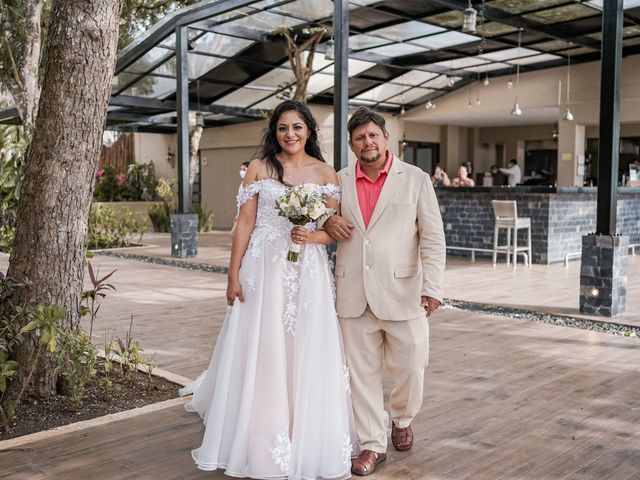 La boda de Gustavo y Ariadna en Cozumel, Quintana Roo 33