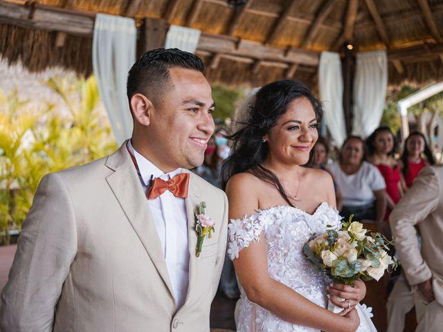 La boda de Gustavo y Ariadna en Cozumel, Quintana Roo 38