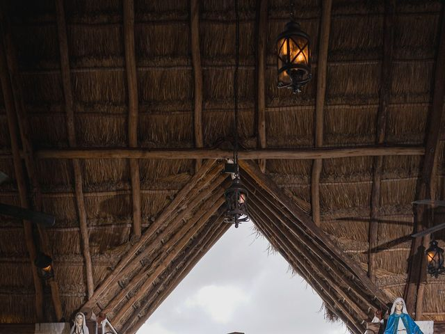 La boda de Gustavo y Ariadna en Cozumel, Quintana Roo 39