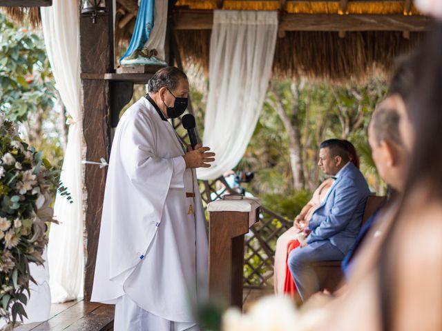 La boda de Gustavo y Ariadna en Cozumel, Quintana Roo 40