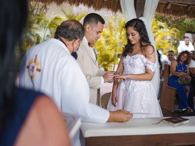 La boda de Gustavo y Ariadna en Cozumel, Quintana Roo 42