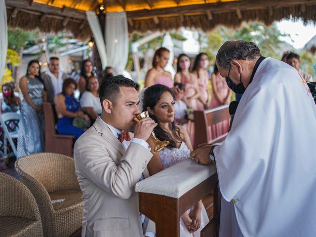 La boda de Gustavo y Ariadna en Cozumel, Quintana Roo 45