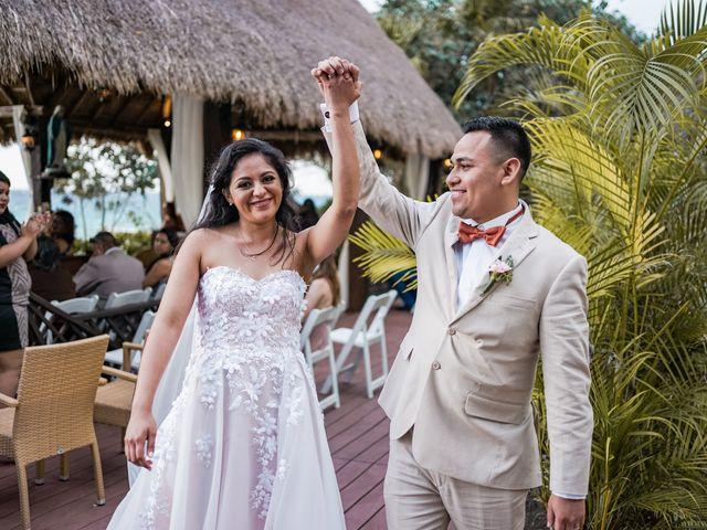 La boda de Gustavo y Ariadna en Cozumel, Quintana Roo 49