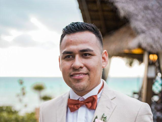 La boda de Gustavo y Ariadna en Cozumel, Quintana Roo 57