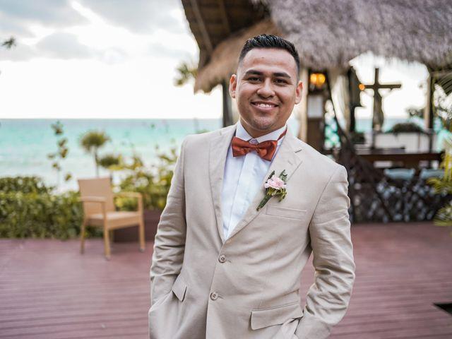 La boda de Gustavo y Ariadna en Cozumel, Quintana Roo 58
