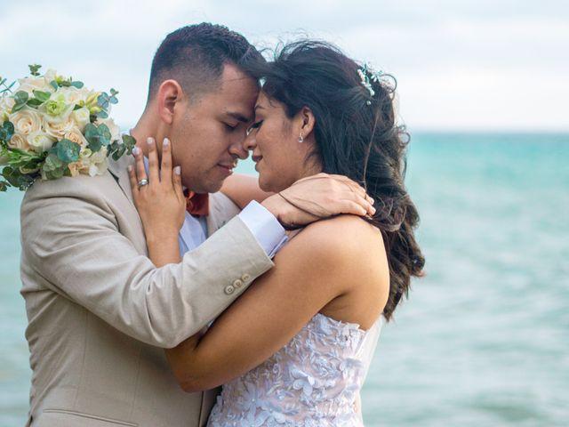 La boda de Gustavo y Ariadna en Cozumel, Quintana Roo 61