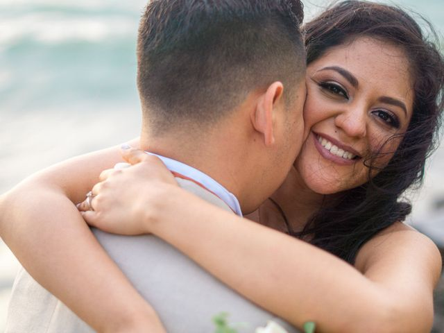 La boda de Gustavo y Ariadna en Cozumel, Quintana Roo 1
