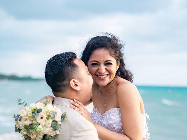 La boda de Gustavo y Ariadna en Cozumel, Quintana Roo 65