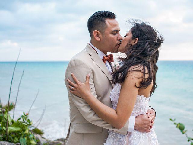 La boda de Gustavo y Ariadna en Cozumel, Quintana Roo 2