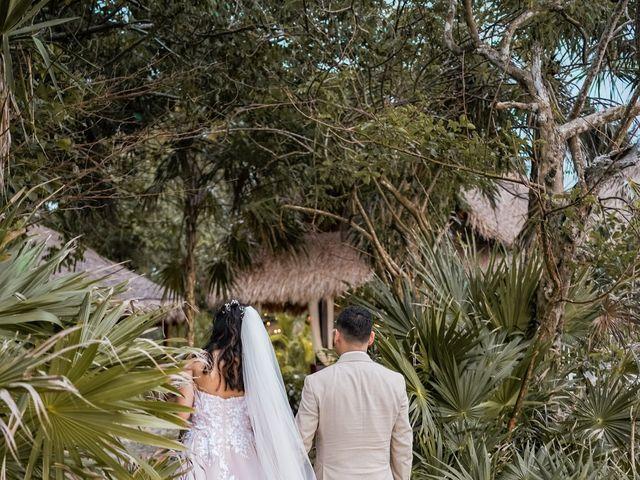 La boda de Gustavo y Ariadna en Cozumel, Quintana Roo 67
