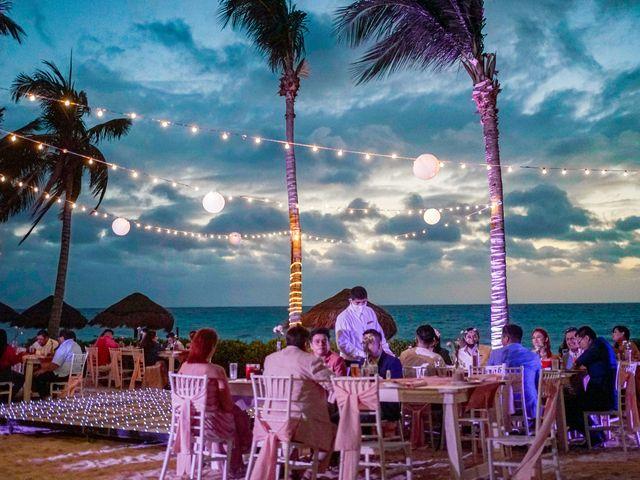 La boda de Gustavo y Ariadna en Cozumel, Quintana Roo 75